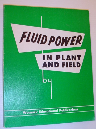 Image for Fluid Power in Plant and Field