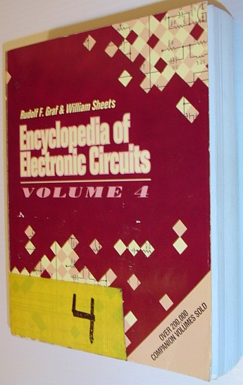 Image for Encyclopedia of Electronic Circuits, Vol. 4 (paperback)