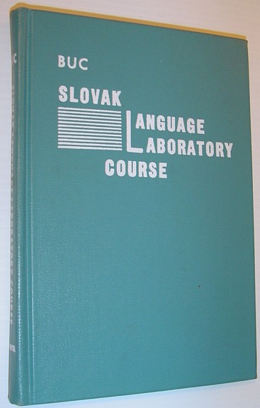 Image for Slovak Language Laboratory Course