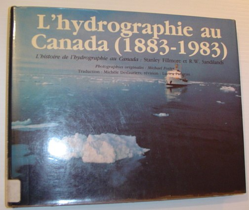 Image for L'hydrographie Au Canada (1883-1983)