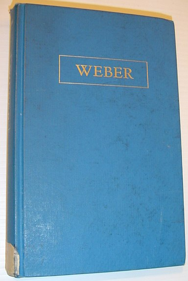 Image for Weber (Da Capo Press music reprint series)