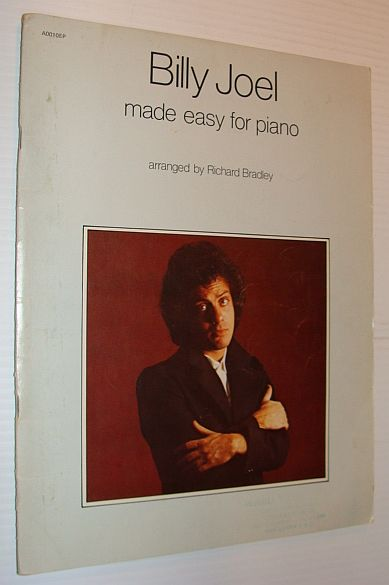 Image for Billy Joel - Made Easy for Piano