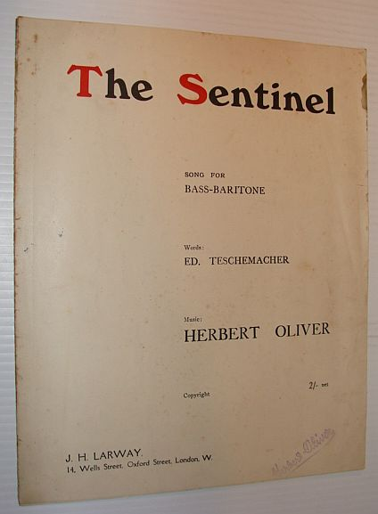 Image for The Sentinel - Sheet Music