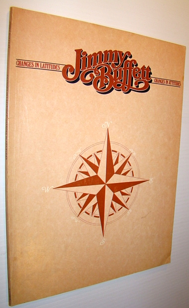 Image for Jimmy Buffett: Changes in Latitudes, Changes in Attitudes - Songbook
