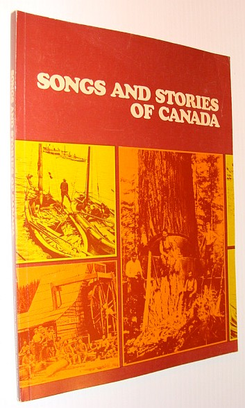 Image for Songs and Stories of Canada, XSO-3