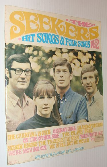 Image for The Seekers: Hit Songs and Folk Songs No. 2 (Two)