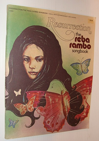 Image for Resurrection: The Reba Rambo Songbook - Vocal with Accompaniment and Chords