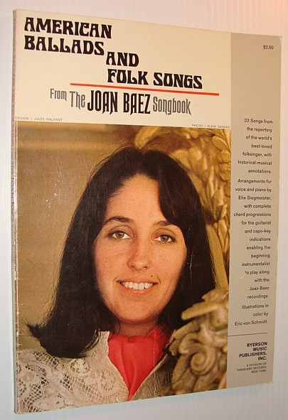 Image for American Ballads and Folk Songs from the Joan Baez Songbook