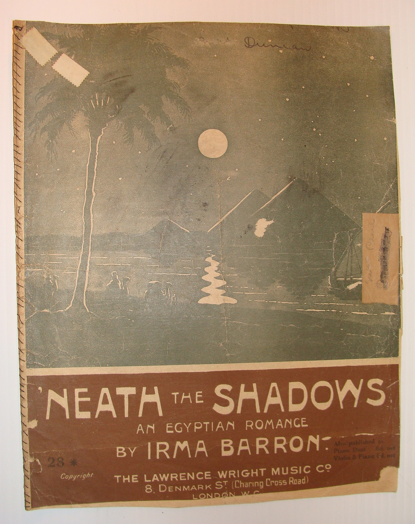 Image for 'Neath the Shadows