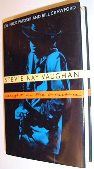 Image for Stevie Ray Vaughan: Caught in the Crossfire