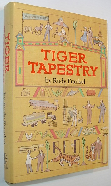 Image for Tiger tapestry