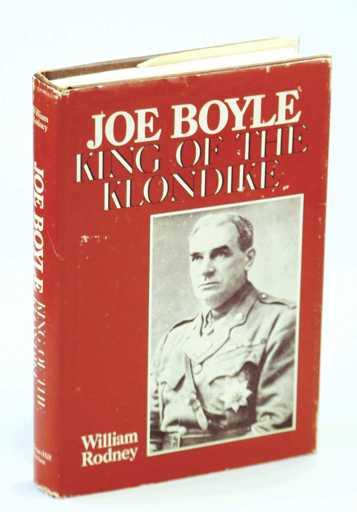 Image for Joe Boyle King of the Klondike