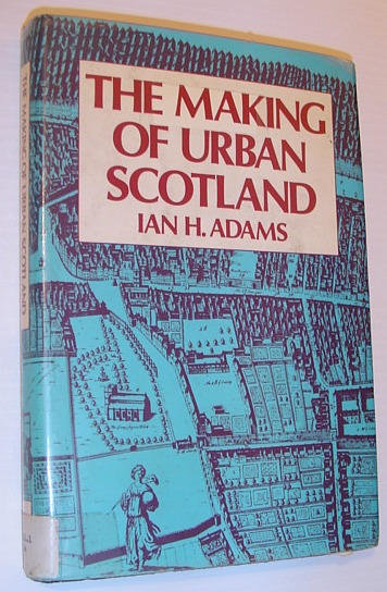 Image for Making of Urban Scotland