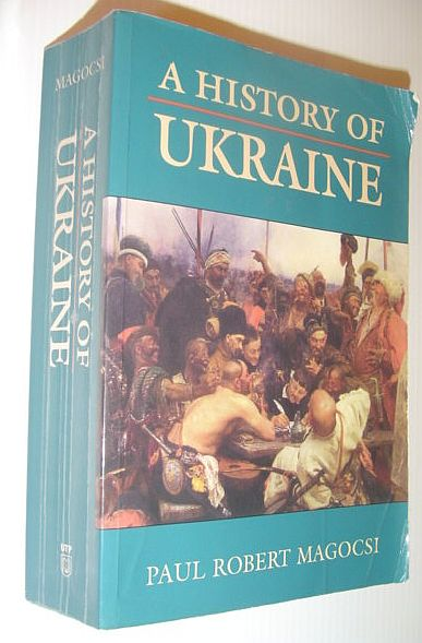 Image for A History of Ukraine (A History of East Central Europe (HECE))