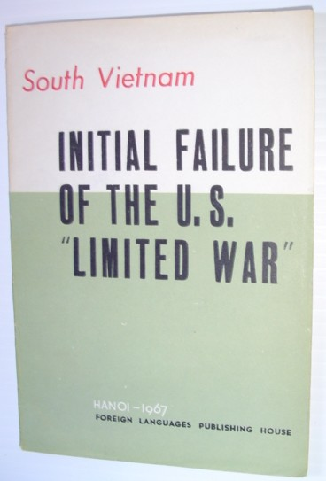 "Image for South Vietnam - Initial Failure of the U.S. ""Limited War"""