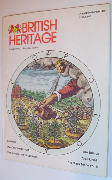 Image for British Heritage Magazine: August/September 1981