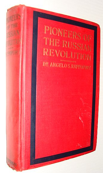 Image for Pioneers of the Russian Revolution
