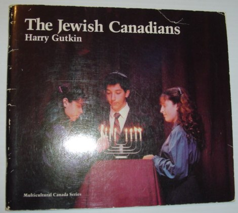 Image for The Jewish Canadians - Multicultural Canada Series