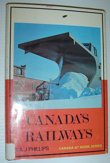 Image for Canada's Railways - Canada At Work Series