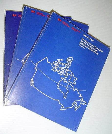 Image for North of 60 - Ecology of the Canadian Arctic Archipelago - Selected References: Volumes 1, 2 and 3