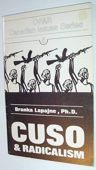 Image for CUSO and Radicalism