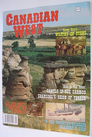 Image for Canadian West Magazine - Spring 1991