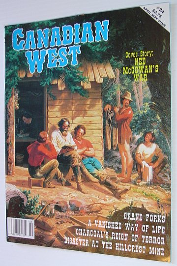 Image for Canadian West Magazine - April, May, June 1991