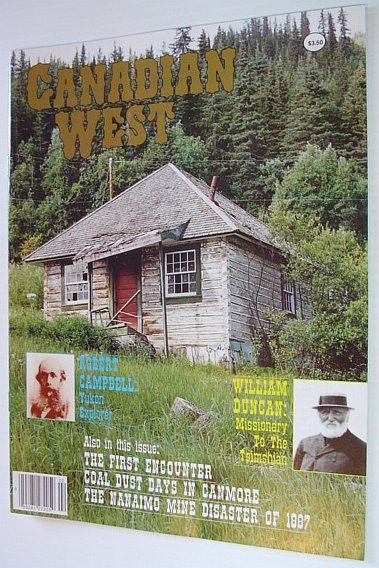 Image for Canadian West Magazine - Summer 1990