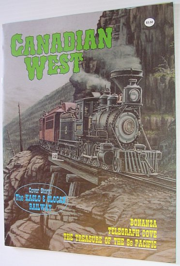 Image for Canadian West Magazine - Spring 1989