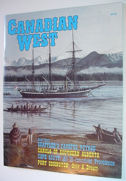 Image for Canadian West Magazine - Winter 1987
