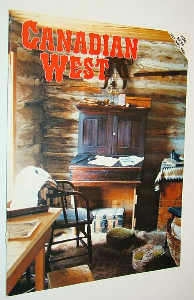 Image for Canadian West Magazine, October / November / December1991, Vol. 7, No. 4 (Collector's #26)
