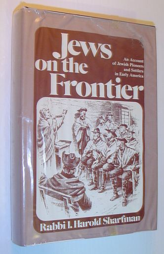 Image for Jews on the frontier
