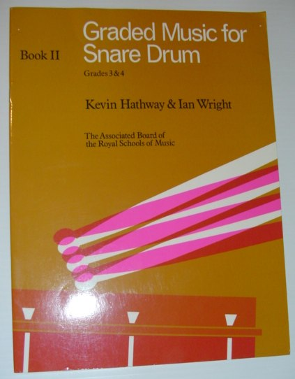 Image for Graded Music for Snare Drum, Book II: (Grades 3-4) (ABRSM Exam Pieces) (Bk. 2)