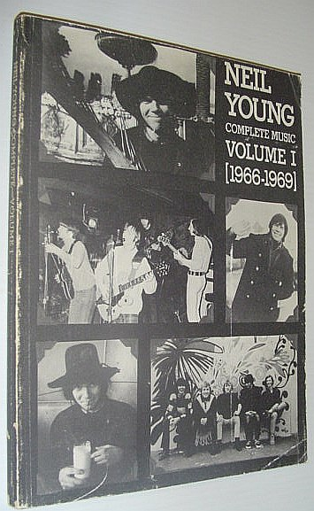 Image for Neil Young - Complete Music - Volume I/1/One - 1966-1969