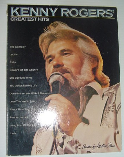 Image for Kenny Rogers Greatest Hits
