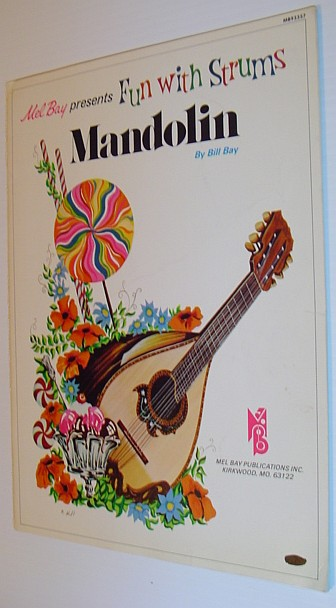Image for Fun With Strums - Mandolin: Fun with the Mandolin Level 2 - C Tuning
