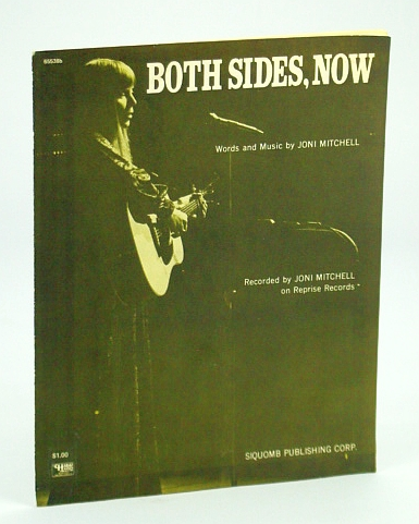 Image for Sheet Music Both Sides Now Joni Mitchell 207
