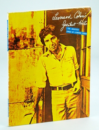 Image for Leonard Cohen´s Greatest Hits:The Greatest Songs of Leonard Cohen - Sheet Music for Voice and Piano with Guitar Chords