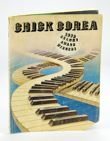 Image for Chick Corea Songbook (Song Book): Sheet Music for Piano and Voice