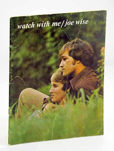 Image for Joe Wise - Watch With Me: Songbook with Sheet Music for Melody with Lyrics and Chords