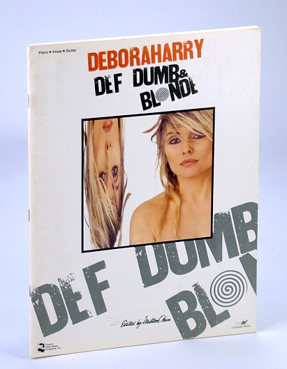 Image for Def Dumb & Blonde