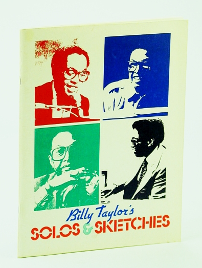 Image for Billy Taylor's Solos and Sketches