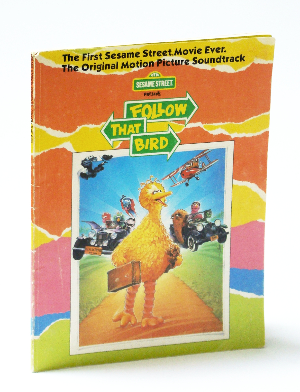 Image for Sesame Street Presents: Follow That Bird (VF1251)
