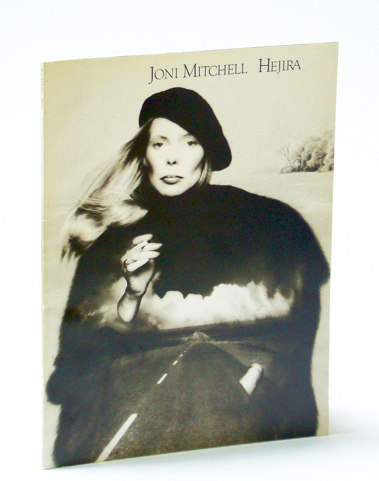 Image for Hejira *First Edition Joni Mitchell Songbook*
