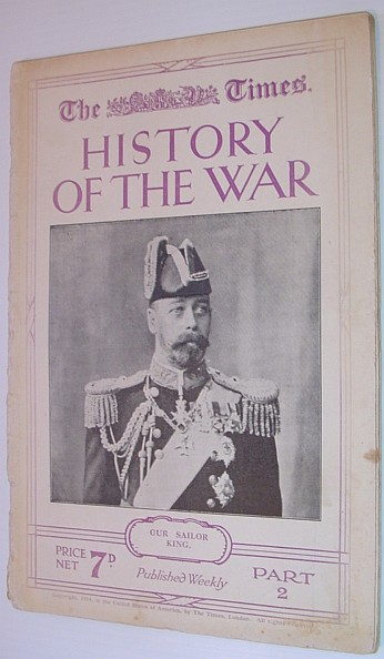 Image for The Times History of the War - Part 2