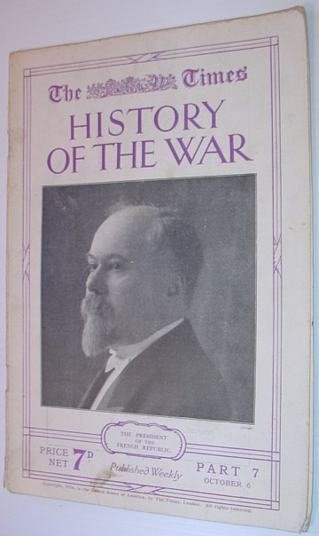 Image for The Times History of the War - Part 7