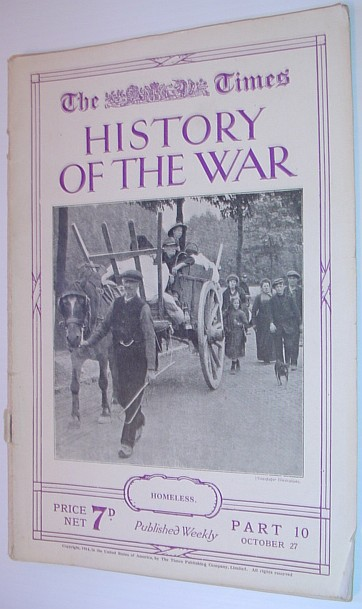 Image for The Times History of the War - Part 10