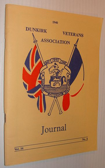 Image for 1940 Dunkirk Veterans' Association: Volum 34, No. 4