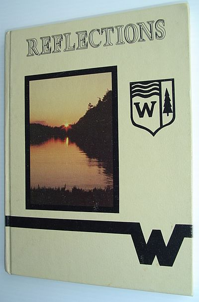 Image for Woodlands Junior Secondary School Yearbook 1981-1982