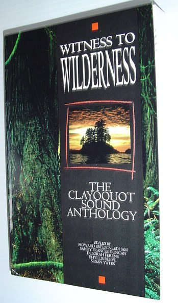 Image for Witness to Wilderness